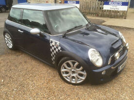 2005 '55' Mini Cooper S Checkmate 1.6. Works. Modified. Tuned. Cat D. Px Swap