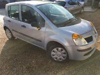 2006 '06' Renault Modus 1.4 Oasis. Petrol. Manual. Mini MPV. Bargain. Px Swap
