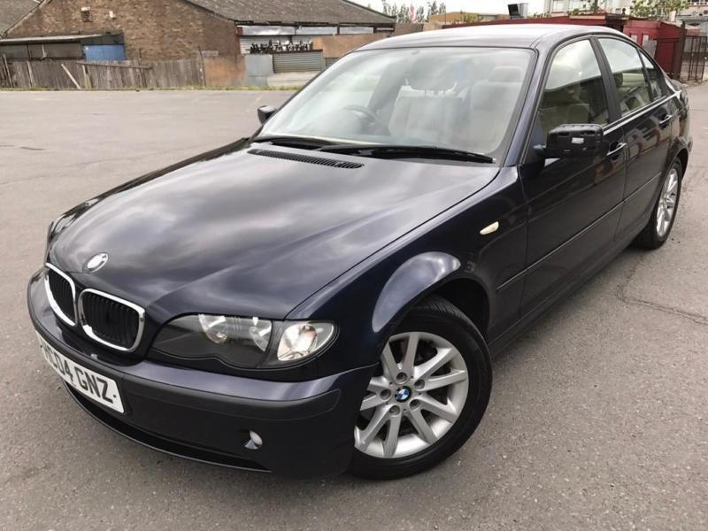 2004 BMW 3 Series 2.0 320d ES 4dr