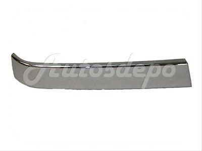For 2006-2007 Silverado 1500 / 05-07 2500 3500 Grille Molding Chrome Trim Rh