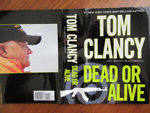 First printing, spy, advanture, conspiracy, Tom Clancy West Island Greater Montréal image 6