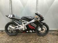 APRILIA - JAWA - MINARELLI MOTOR 70CC FAST RACE BIKE £2995 ONO PX TRIALS TRAIL