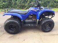 Yamaha grizzly 125 quad bike