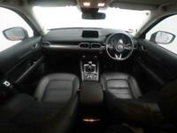 2018 Mazda CX-5 2.2d Sport Nav 5dr - SUV 5 Seats SUV Diesel Manual