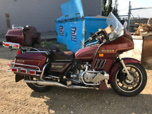 1983 HONDA GL1100 FOR PARTS OF PROJECT