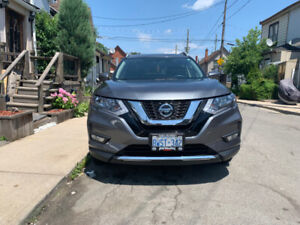 2018 Nissan Rogue AWD + Moonroof $432/mth ALL-IN 28mths remain