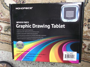 Graphic Artist Drawing  Pen and Tablet
