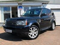 2007 Land Rover Range Rover Sport 2.7TD V6~LOW MILES WITH FULL SERVICE HISTORY~