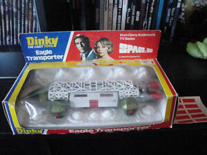 Space 1999 : Dinky 359 Eagle Transporter (new)