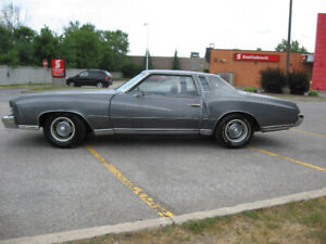 Chevrolet Montecarlo Great Selection Of Classic Retro Drag And