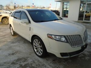 2012 Lincoln MKT MKT EcoBoost AWD w/Remote Start, Heated & Lea..