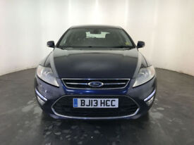 2013 FORD MONDEO TITANIUM X TDCI DIESEL 1 OWNER SERVICE HISTORY FINANCE PX