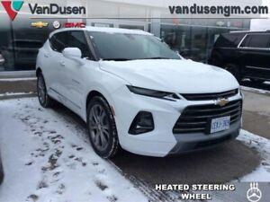2019 Chevrolet Blazer Premier  - Navigation -  Leather Seats