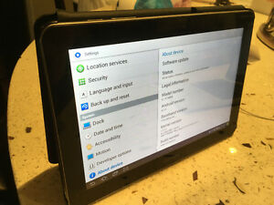 Samsung Galaxy GT7500 R Tablet - Android 4.0.4