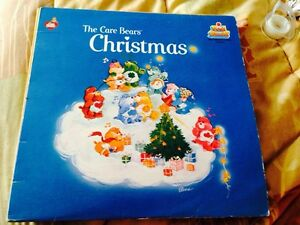 Care Bears Christmas album record LP Gatineau Ottawa / Gatineau Area image 1
