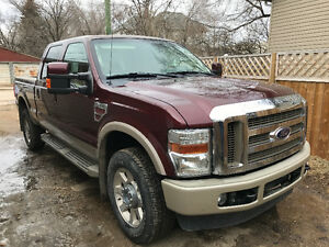 2010 Ford F-350 King Ranch Pickup Truck