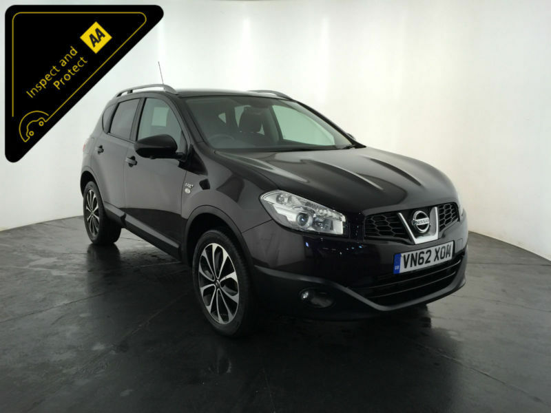 2012 62 NISSAN QASHQAI N-TEC + DCI DIESEL SERVICE HISTORY FINANCE PX WELCOME