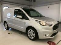 2020 Ford Transit Connect 200 L1 Limited 1.5 120ps EURO 6 Powershift PANEL VAN D