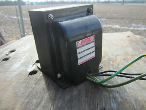 Hammond power transformer 167S25