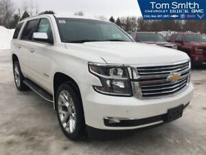 2018 Chevrolet Tahoe Premier  SUN ENTERTAINMENT AND DESTINATIONS