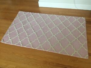 Pottery barn kids Addison rug -3x5