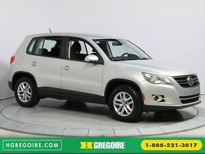 2009 Volkswagen Tiguan 4MOTION AUTO A/C GR ELECT MAGS