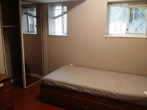 Private Furnished Room Near BCIT and EA
