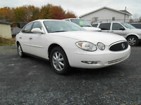 2005 Buick Allure tax included Sedan