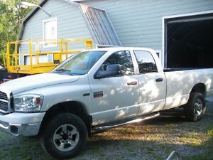 2007 Dodge Power Ram 2500 Camionnette