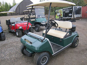 "2002 CLUB CAR ""DS"" GAS GOLF CART **FINANCING AVAIL. O.A.C."