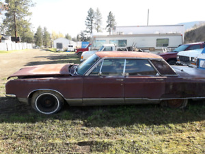 1968 Chrysler new Yorker parts