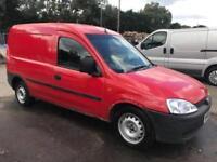 Vauxhall Combo 1.3CDTi 16v 1700 EX ROYAL MAIL FSH MOT DECEMBER 2018 132k MILES