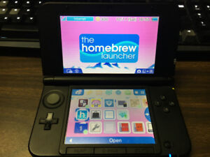 Nintendo 3DS XL With Homebrew Installed for 100$ OBO