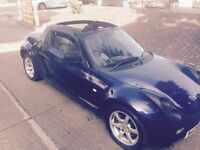 2005 Smart Car Roadster convertible Low MILAGE