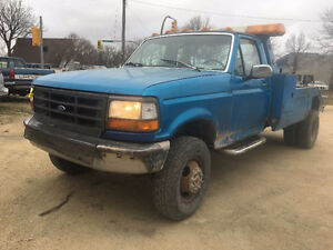 1994 Ford F-350 Tow Truck for SALE - 4x4
