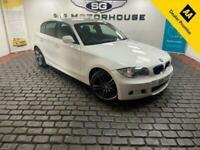 2011 BMW 1 Series 2.0 116I PERFORMANCE EDITION 5d 121 BHP Hatchback Petrol Manua