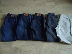 Boys pants sizes 12,14,16 & 18