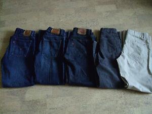 Boys pants sizes 12,14,16 & 18