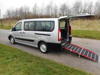 2011 Peugeot Expert Tepee 1.6 Hdi LWB L2 WHEELCHAIR ACCESSIBLE DISABLED ACCESS