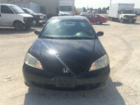 ** 2004 Honda Civic SE Coupe FOR SALE **