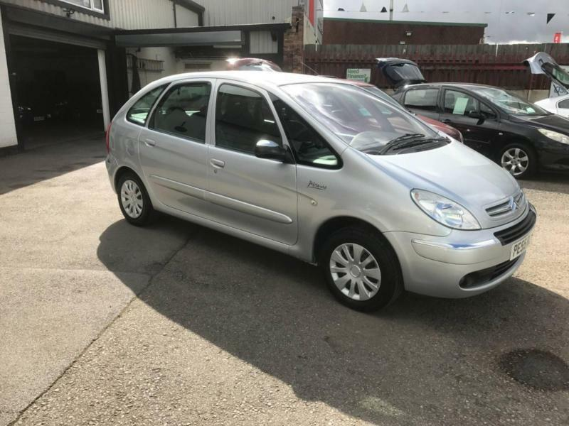 2005 55 citroen xsara picasso 2 0hdi desire 2 5dr mpv diesel only 74848 miles in hull east. Black Bedroom Furniture Sets. Home Design Ideas