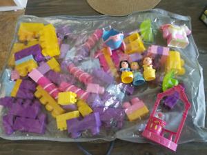 Disney Princess Large Lego