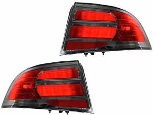 ACURA TL TAIL LAMP LH TYPE S 07-08 HQ