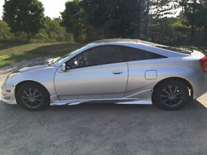 2000 Toyota Celica Coupe (2 door)