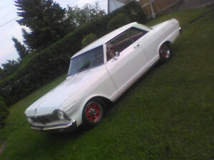 1965 Chev Acadian Canso