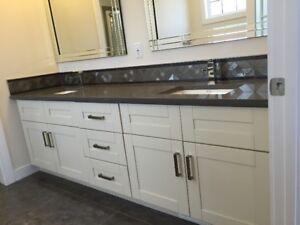 AFFORDABLE SOLID WOOD KITCHEN CABINETS. $2458 FOR A NEW KITCHEN