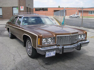 1974 Chevrolet Caprice Estate Parts Wanted.