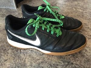 Indoor Soccer Shoes - Size 7