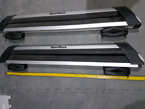 Snowboard or Ski Carrier Rack