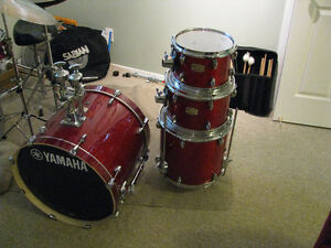 Yamaha Stage Custom drums / Batterie exceptionnelle $499.99